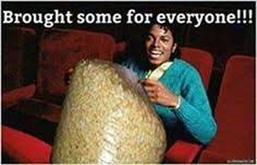 Michael Jackson Popcorn Meme - Just Here For The Comments ... via Relatably.com