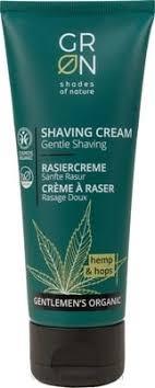 GRN Gentlemen's Organic <b>Hemp</b> & Hop Shaving Cream - <b>Крем</b> ...