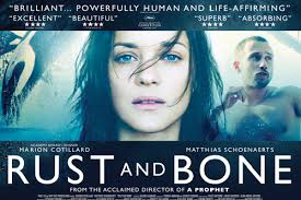 'Rust and Bone' - the latest French arthouse film to gain international success