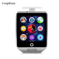 Online Shop Coopkony Bluetooth <b>Smart Watch</b> 2G Phone With ...
