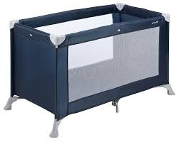 Купить <b>Манеж</b>-кровать <b>Safety 1st Soft</b> Dreams navy blue по низкой ...