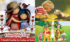 50 Beautiful Friendship Day Greetings Designs and Quotes - August 6