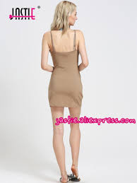 Jastie <b>Stretch</b> Mini Slip Dress Candy Colors Slim Knitted <b>Women</b> ...