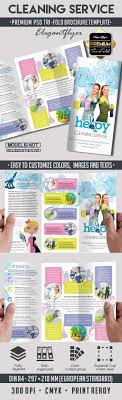 cleaning services premium tri fold psd brochure template by cleaning services premium tri fold psd brochure template