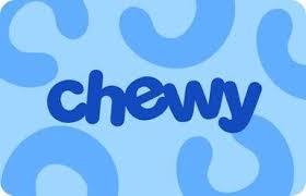 Chewy eGift Cards 17% Off: $100 eGC $83, $50 eGC