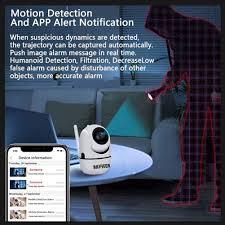<b>DAYTECH Wireless Security IP</b> Camera Mini WiFi Camera Auto ...