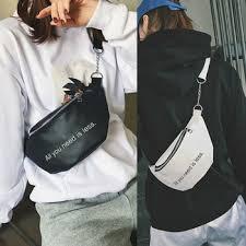 Fashion Women Waist Fanny Pack Belt Bag Travel Hip Bum Small ...