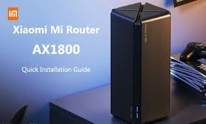 How to Set Up Xiaomi <b>Mi Router AX1800</b>? | GearBest Blog