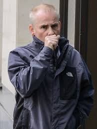 michael harrington 45 allegedly stole cash seized from travellers in a five year financial investigator
