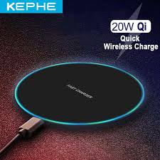 <b>Olaf</b> 10W Fast <b>Wireless Charger For</b> Samsung Galaxy S10 S9/S9+ ...