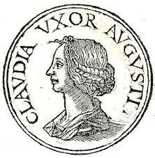 Clodia Pulchra (wife of Octavian)