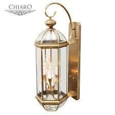 <b>Уличный настенный светильник Chiaro</b> Мидос 802020606 ...