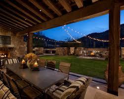 italian decorative outdoor string lights backyard string lighting ideas