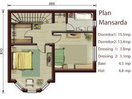 Two Bedroom Small House Plans   The Ideal Structure   Houz Buzz    proiecte de case mici cu doua dormitoare Two bedroom small house plans