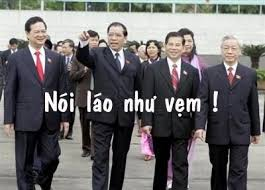 Image result for việt cộng to mồm