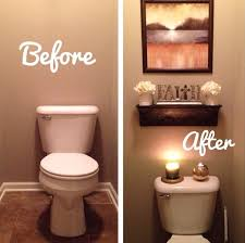 masks bathroom accessories set personalized potty: before and after bathroom apartment bathroom great ideas for the house pinterest bathrooms decor powder and the guest