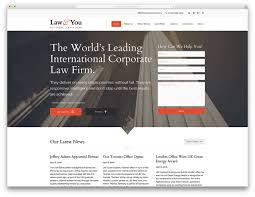 best lawyer wordpress themes for law firms and attorneys  you lawyer wordpress website template