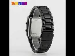 <b>SKMEI</b> 1013 Couple <b>Fashion Creative</b> Watch - YouTube