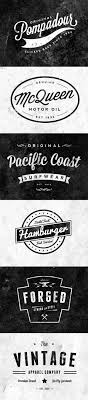 17 best ideas about logo design logo 6 customizable retro vintage logos emblems