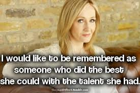 Said By J K Rowling Quotes. QuotesGram