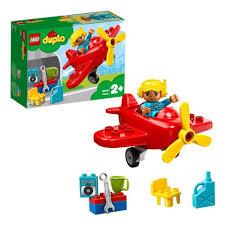 <b>Конструктор LEGO</b>® <b>DUPLO</b>® Town 10908 <b>Самолёт</b> — купить в ...