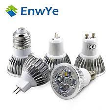 Buy Generic Cold White, <b>5W</b> GU5 3 110V 220V : EnwYe <b>5PCS</b> LED ...