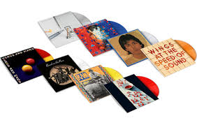 <b>Paul McCartney's</b> Archive Collection coming on <b>coloured</b> vinyl ...