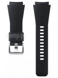 Купить <b>Ремешок Samsung Galaxy</b> Watch 46mm Silicone Black ET ...