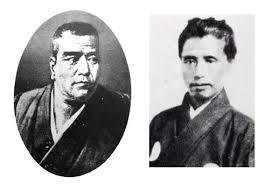 「西郷隆盛と勝海舟の会談」の画像検索結果