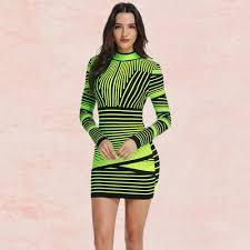 <b>Deer Lady</b> Party Dress Bandage <b>2019 Sexy</b> New Fashion Black ...