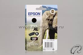 <b>Картридж Epson</b> 24XL C13T24314010, C13T24314012   <b>black</b> ...
