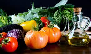 Sigue la dieta Mediterranea