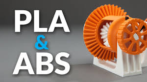 <b>PLA</b> vs ABS | What's the Difference for <b>3D Printing</b>? - YouTube