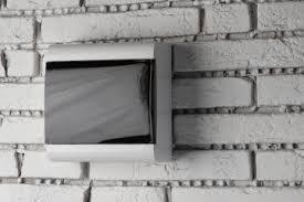 щит распределительный навесной на 24 модуля щрн п ip40 пластиковый белый дверь прозрачная