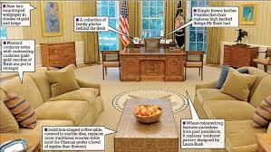 every president gets to have a custom oval rug i think light grey would be a great modern and minimalist touch the oval office pinterest types of bill clinton oval office rug