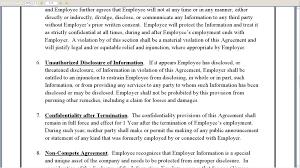 employment agreement employment agreement