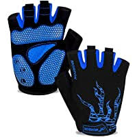 Amazon Best Sellers: Best Men's <b>Cycling Gloves</b>