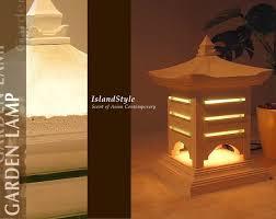 asian contemporary lighitng gardenlight6 asian lighting