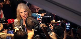kellyanne conway just did something totally disgusting daily wire photo by justin sullivan getty images kellyanne conway
