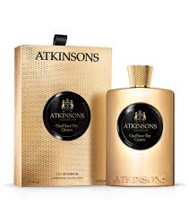 Atkinsons <b>Oud Save the Queen</b> Eau de Parfum (100ml) | Harrods UK