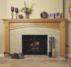 tile ideas inspire: fireplace glass tile ideas bath remodelers furniture refinishing
