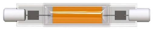 <b>Лампа светодиодная Uniel</b> UL-00005062, R7s, J78, <b>7Вт</b> — купить ...