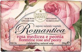 Купить итальянское <b>мыло</b> Флорентийская Роза и пион серия ...