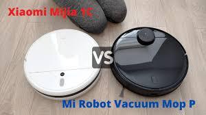 <b>Xiaomi Mi</b> Robot Vacuum Mop P vs. <b>Mijia 1C</b>: Differences and ...