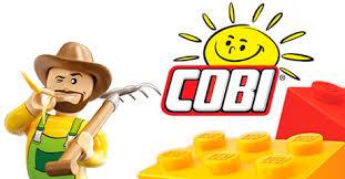 Супер акция на <b>конструкторы COBI</b>!