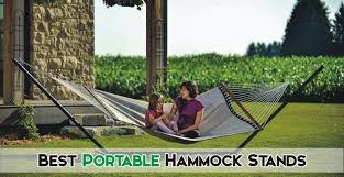 5 Best <b>Portable Hammock</b> Stands 2019 Reviews and Buyer's Guide