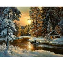 Compare prices on <b>Diamond Painting Landscape Winter</b> - shop the ...