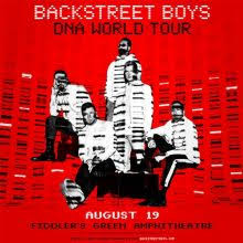 <b>Backstreet Boys</b> tickets in Greenwood Village at Fiddler's Green ...