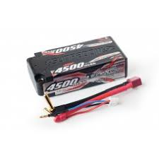 <b>Аккумулятор Sunpadow Li-Po 2S2P</b> 4500mAh 40C/80C T-PLUG ...