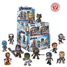 Купить <b>фигурку</b> «<b>Фигурка</b> Funko Mystery Minis: Marvel: Avengers ...